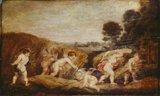 Cupids Harvesting