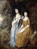 Elizabeth and Mary Linley