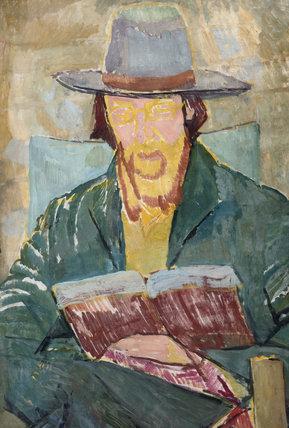Lytton Strachey, c.1913