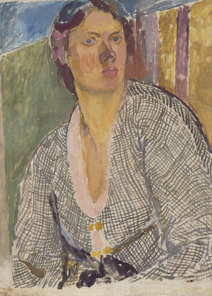 Self-portrait, c. 1915