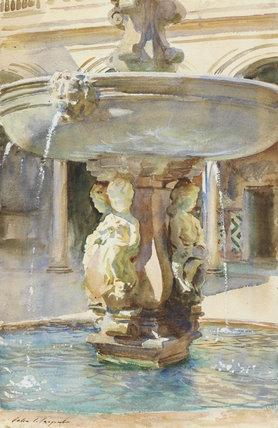 Spanish Fountain (1912)