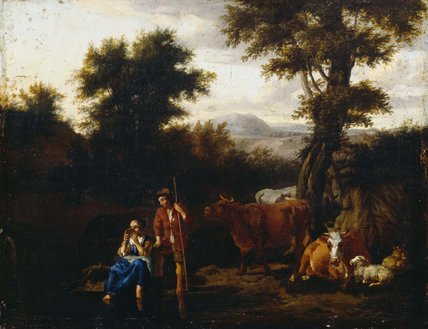 Peasants and Cattle
