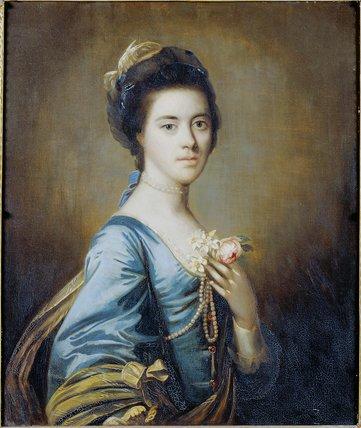 Mrs Margaret Desenfans
