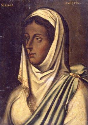 Egyptian Sibyl