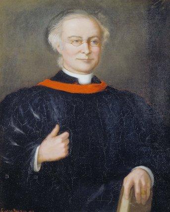 The Reverend A. J. Carver