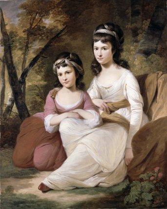 Eliza and Mary Davidson