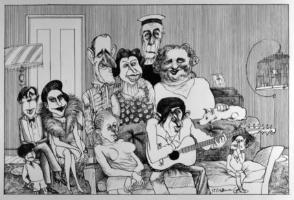 Working Class Family