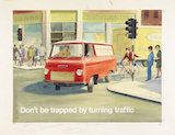 Don't Be Trapped By Turning Traffic