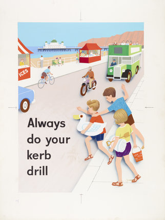 Always Do Your Kerb Drill