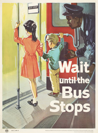 Wait Until the Bus Stops