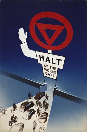 Halt at the Works Gate