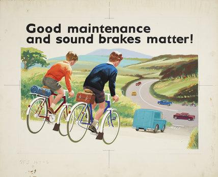 Good Maintenance and Sound Brakes Matter