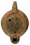 Roman oil lamp