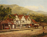 The Old Blacksmith's Shop, Great Malvern, Worcestershire
