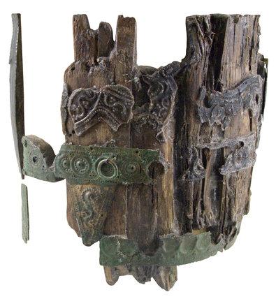 Anglo Saxon bucket