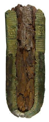 Anglo Saxon scabbard chape