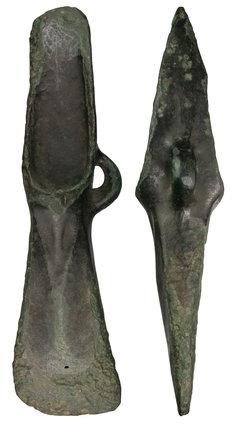 Bronze Age Acton Park II palstave