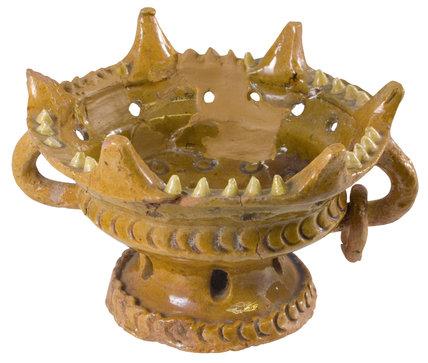 Tudor chafing dish