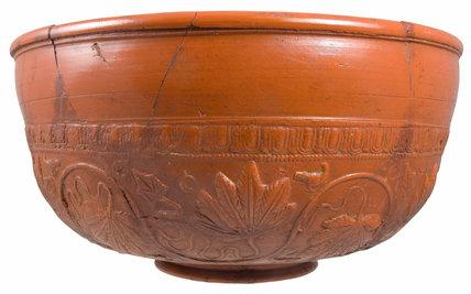 Samian ware bowl