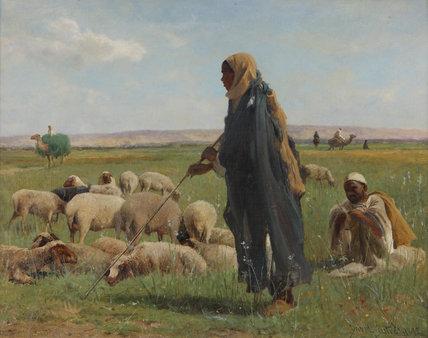 Arab Shepherds