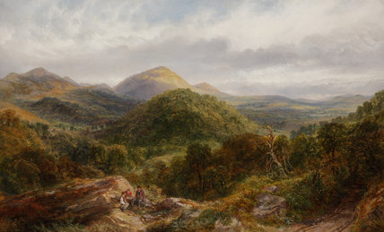 The British Camp and Herefordshire Beacon