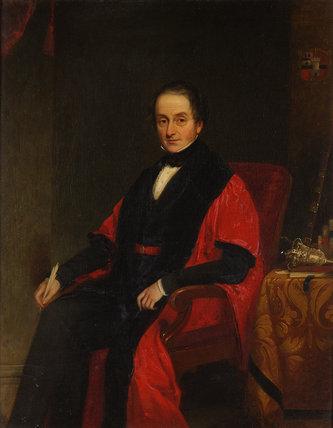 John Wheeley Lea, Mayor of Worcester (1849-1850)