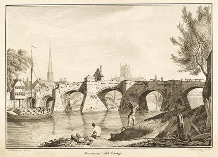 Worcester Old Bridge