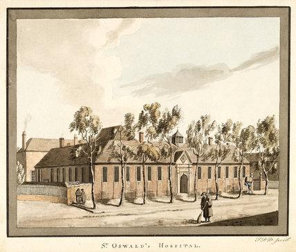 St. Oswald's Hospital