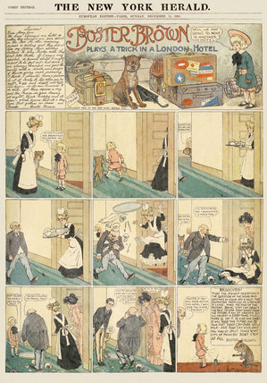 Comic Section, December 11, 1904