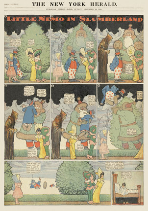Comic Section, December 16, 1906