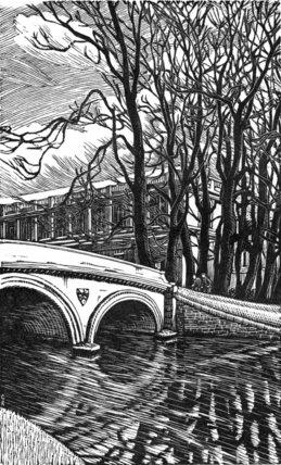 Trinity Bridge, Cambridge