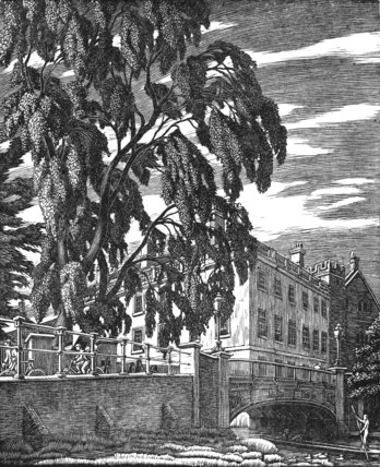 Old Silver Street Bridge, Cambridge 1