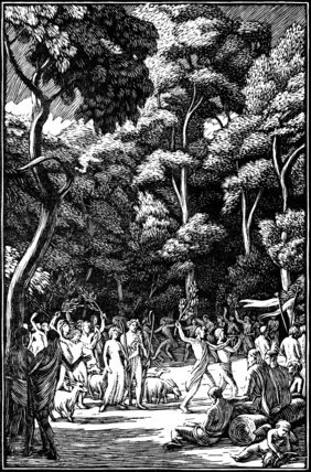 The Marriage of Daphnis & Chloe