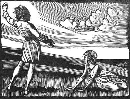 The Quarrel of Lord Thomas & Fair Annet