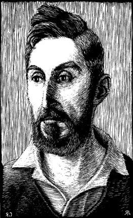 Portrait of Jacques Raverat 2