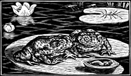 Thumbelina & the Toads