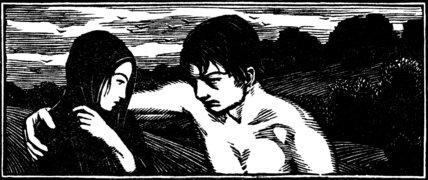 Daphnis Asks for Forgiveness