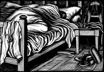 Farmer in Bed