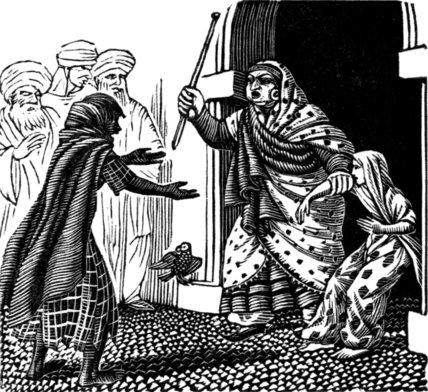 The Dispute in the Bazaar