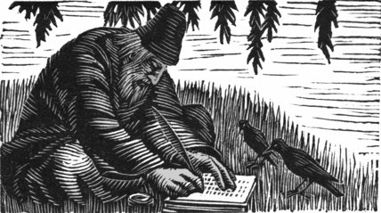 The Hermit Writes a Letter