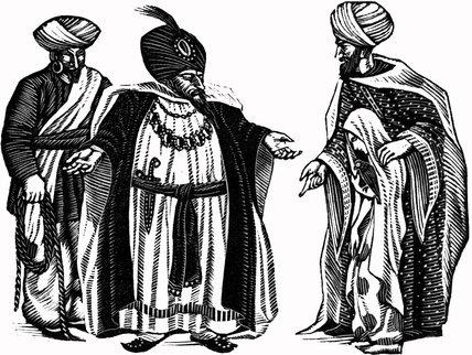 The Vizier & the Cadi