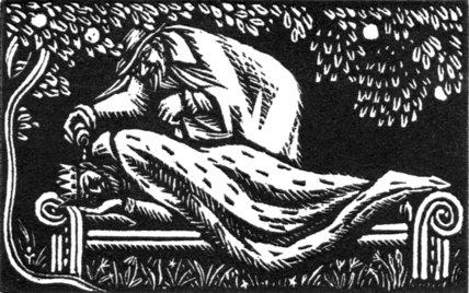 King Sleeping, Hamlet