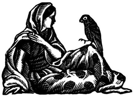 The Princess & the Parrot