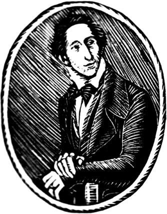 Portrait of Andersen