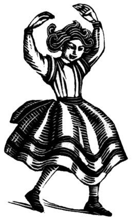 Olga Dancing