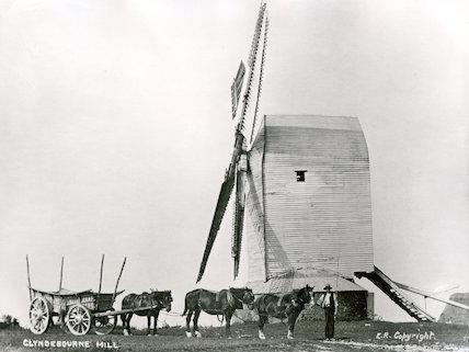 The Glyndebourne Windmill