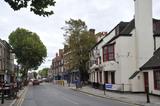Charlton Village High Street; 2009
