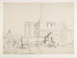 Waterworks, Hammersmith: 1812