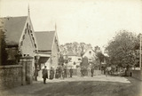 Winchmore Hill Station c1871