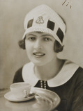 Lyons Nippy Waitress c.1930
